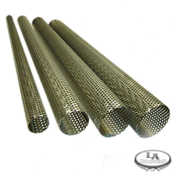 PERFORATED STAINLESS TUBING - 1