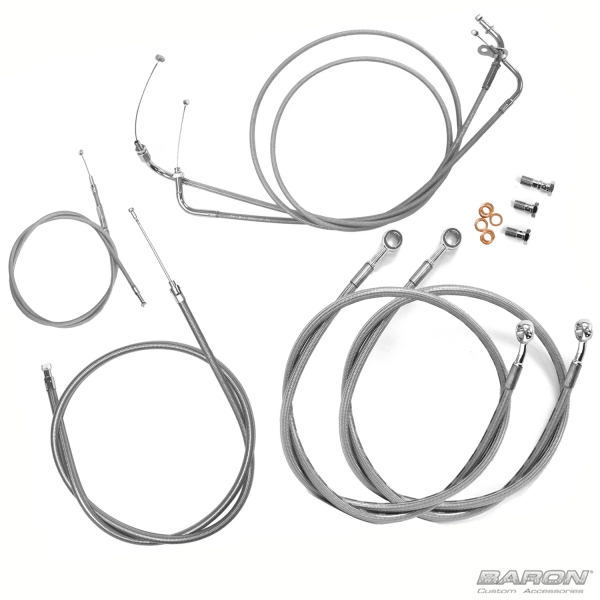 CABLE & LINE KIT (12