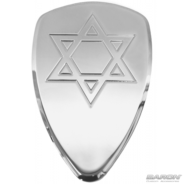 STAR OF DAVID BAK COVER